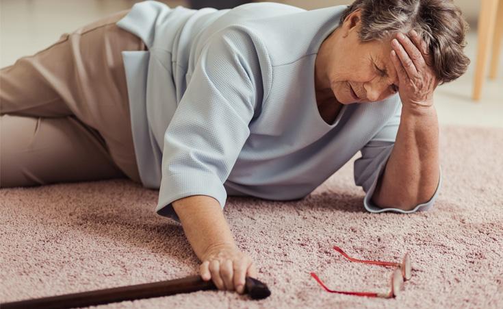 Prevenção de quedas para o idoso